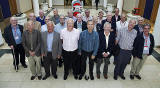 1963 Ferranti Apprentices at their Reunion in 2013