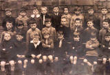 A  Class at a Flora Stevenson Primary School, around 1925