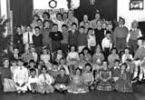 Forth Street School, Infants - New Year 1960