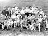 Inverleith Churech Boys' Club  -  At Camp in the Eildon Hills above Melrose, around 1946-47