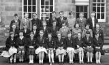 School class 2C1A at James Clerk School, St Leonards, 1961