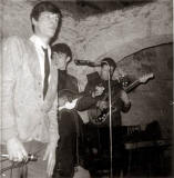The Jokers at The Place, Victoria Street, 1965