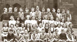 Leith Walk Primary School class 1952
