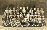 Leith Walk Primary School class  -  around 1950