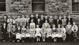 Class at Leith Walk Primary School - possibly the final year, around 1956-57