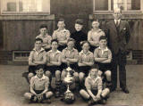 Links Primary School, Leith  -  Football Team, 1949-50
