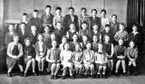 London Road School Class  -  Around 1944