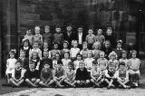 Longstone Primary School Class - 1949-50  -  First Year