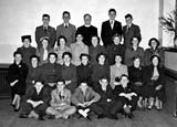 Methodist Youth Club, Granton, Edinburgh - Around 1950