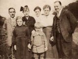 Ned Kane, Hairdresser, and Family