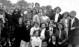 Group of Girls at Norton Park School, 1956-59