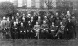 OSO Edinburgh 1927 - What is this group and where was the photograph taken?