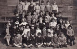 Pupils from Parson's Green Primary School 1938