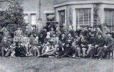 Photograph of delegates to the 1st Photographic Convention of the United Kingdom held in Derby in 1886