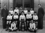 Peffermill School Football Team, 1947-48