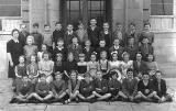 Mrs Hutchison's Class, Peffermill School. 1943-44