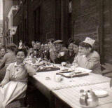 Pirrie Street  -  Street Party to commemorate the Coronation of Queen Elizabeth II