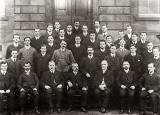 Post Office Workers   -  Edinburgh Parcels Sorting Staff, 1910