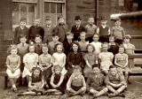 A photograph  of a class at Preston Street School around 1950-51