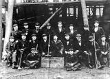 Ramage & Ferguson, Leith Shipbuilders  -  Apprentice Platers, 1903
