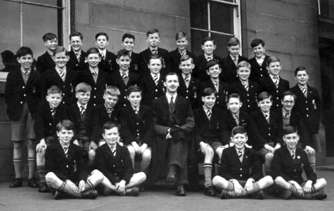 Royal High School, Class 1A  -  1949