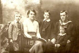 The Keith Family in the Dumbiedykes area