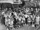 Salvesen Residents' Association  -  Picnic Outing by Coach  -  Around 1949-50