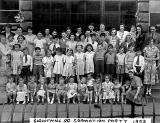 Sighthill Road Coronation Party 1953