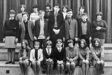 A school class at James Clerk School, St Leonards, around 1966