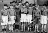St Mary's School, York Lane  -  Football Team, mid-1950s
