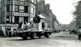 Edinburgh University Students' Charity Procession  -  1950s