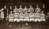 Swifts Football Club, around 1908.  Which club was this?