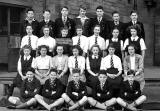 A school class at Trinity Academy - either Classs 1A (1947-48) or Class 2A (1948-49)