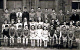 A Class at Victoria Primary School, Newhaven  -  Photo taken 1947-48