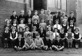 Photo by D & W Prophet  -  A class at Wardie Primary School, mid-1950s