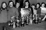 Whitehouse Darts Team, Craigmillar - 1974