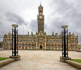 The City Hall, Bradford  -  2013