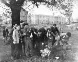 My Photos -  St Bede's Grammar School  -   Group falling  -  1962