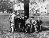My Photos -  St Bede's Grammar School  -   Group seated  -  1962