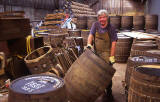 Edinburgh at Work  -  Anderson's Cooperage  -  Leith Docks