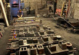 Edinburgh at Work  -  Laing's Foundry at Powderhall , Edinburgh   -  2006