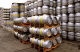 Scotttish & Newcastle Brewery, Fopuntainbridge  -  Kegs  -  Sep 1992
