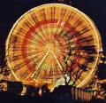 Photograph by Peter Stubbs  -  Edinburgh  -  December 2002  -  The Big Wheel in Princes Street Gardens