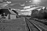 Scottish Railway Stations  -  Altnabreac  -  5 Sep 1999