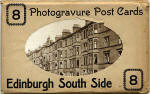 ack of Photogravure Postcards by an unidentified publisher  -  Lauderdale Street