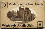 St Margaret's Convent, Edinburgh  -  Pack of eight photogravure postcards
