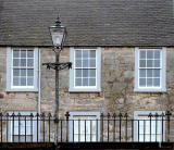 Street Lamp on East Terrace, above the shops on High Street, Queensferry