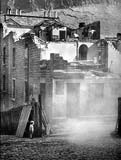 East Arthur Place being demolished - 1961