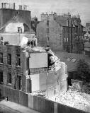 Demolition of George Square in the 1960s