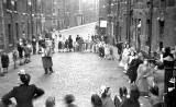 Heriot Mount Coronation Street Party, Dumbiedykes  -  1953